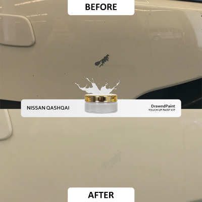 Before After Photo For Nissan Qashqai