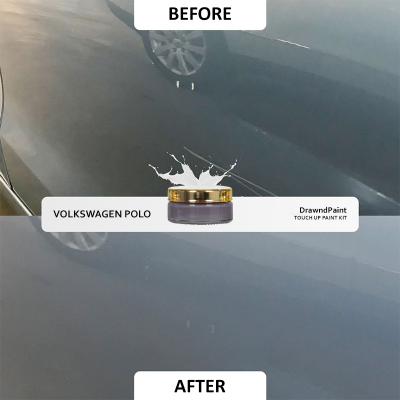 Before After Photo For Volkswagen Polo