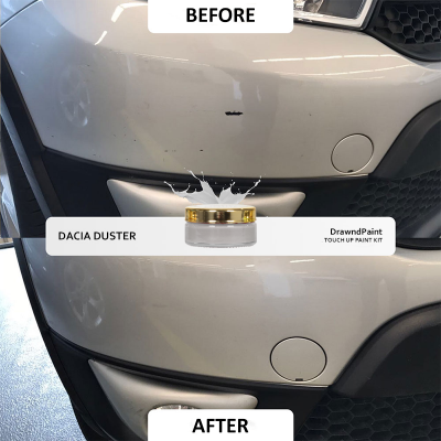 Before After Photo For Dacia Duster