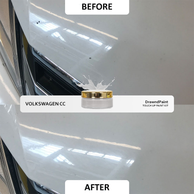 Before After Photo For Volkswagen cc