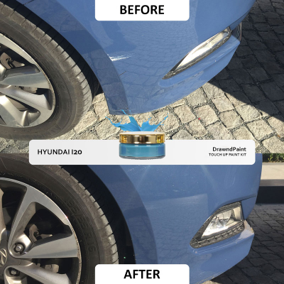 Before After Photo For Hyundai i20
