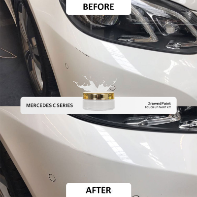 Before After Photo For Mercedes C Series