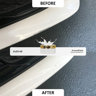 Before After Photo For Audi a8